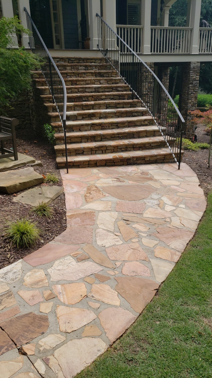 after-flagstone