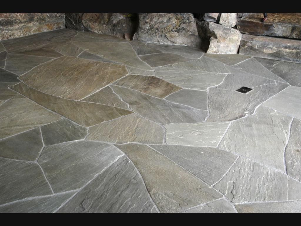 Flagstone Clear Coat