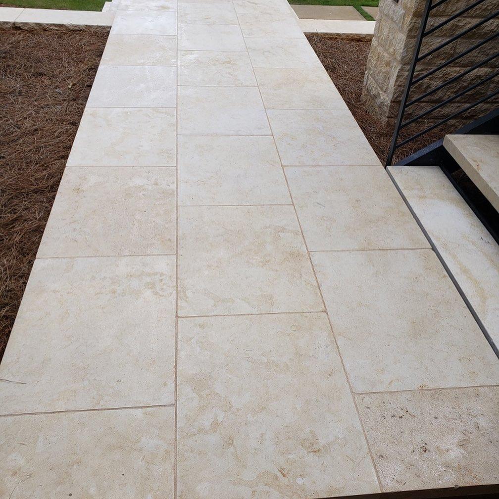 Limestone clearcoat finish1